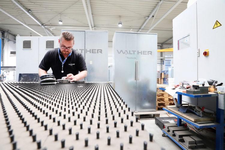 +++ WALTHER TECHNIK - Fassadenkonstruktionen aus Aluminium und Stahl | Foto: Anja Jungnickel +++
